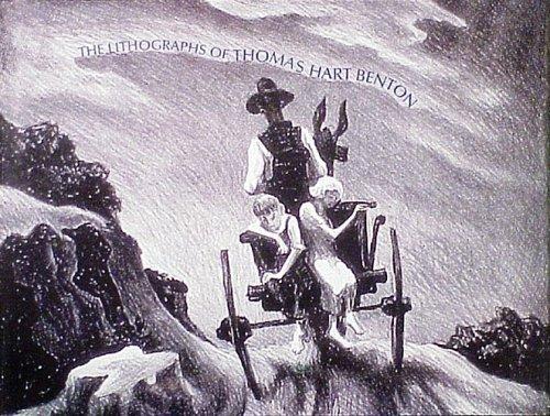 The Lithographs of Thomas Hart Benton: A Catalogue Raisonn?? by Creekmore Fath (2001-06-01)
