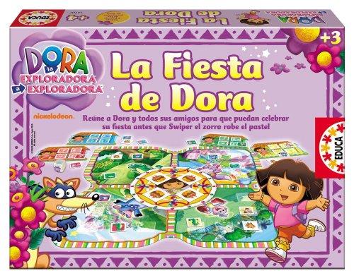 Dora la Exploradora Von Dora Der Explorer-Party