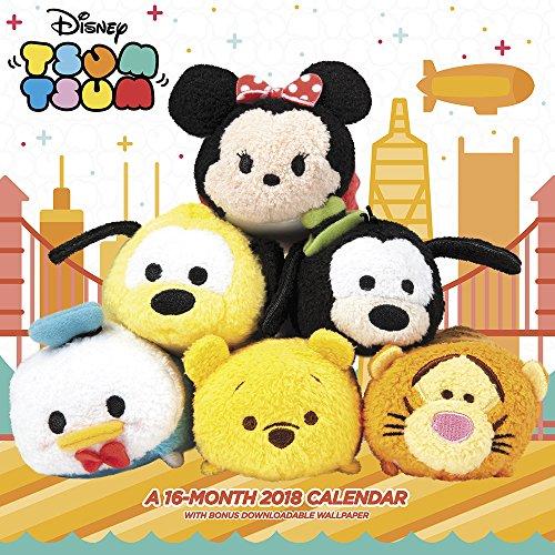 Tsum Tsum 2018 Calendar