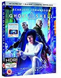GHOST IN THE SHELL 4K UHD + digital download [Blu-ray] [2017]