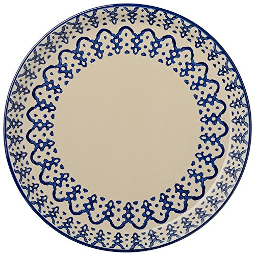 Indian Border Plate Ø 25 cm, Prince (4094)