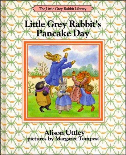 Little Grey Rabbit's pancake day