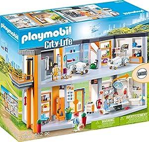 Playmobil City Life 70190 Set de Juguetes - Sets de Juguetes (Acción / Aventura, 4 año(s), Niño/niña, Interior, Multicolor, Gente)