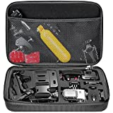 Neewer 12.8 x 8.46 x 2.48 inches/32.5 x 21.5 x 6.3 cm EVA Shockproof Carrying Case for Gopro Hero 1/2/3/3+/4 and Accessories with Handle