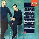 Werke von Debussy, Ravel und Prokofieff