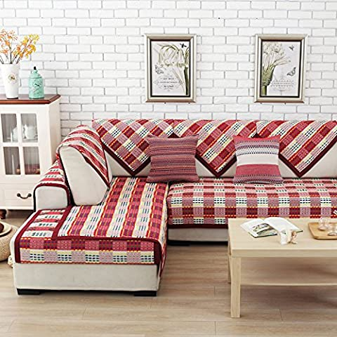 New day-cotone poliestere anti - skid cuscino moderni semplice divano
