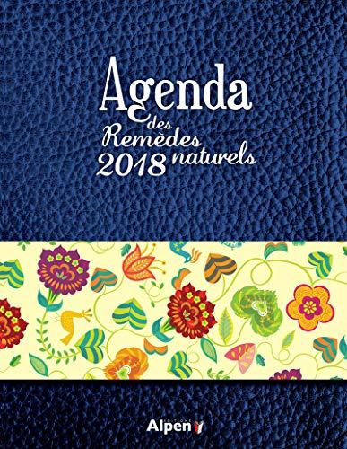 Agenda des remèdes naturels 2018 par Collectif