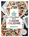 Le grand livre Marabout de la cuisine italienne par Marabout