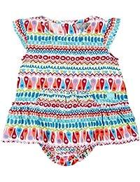 Boboli Vestido Viscosa Para Bebé Niña