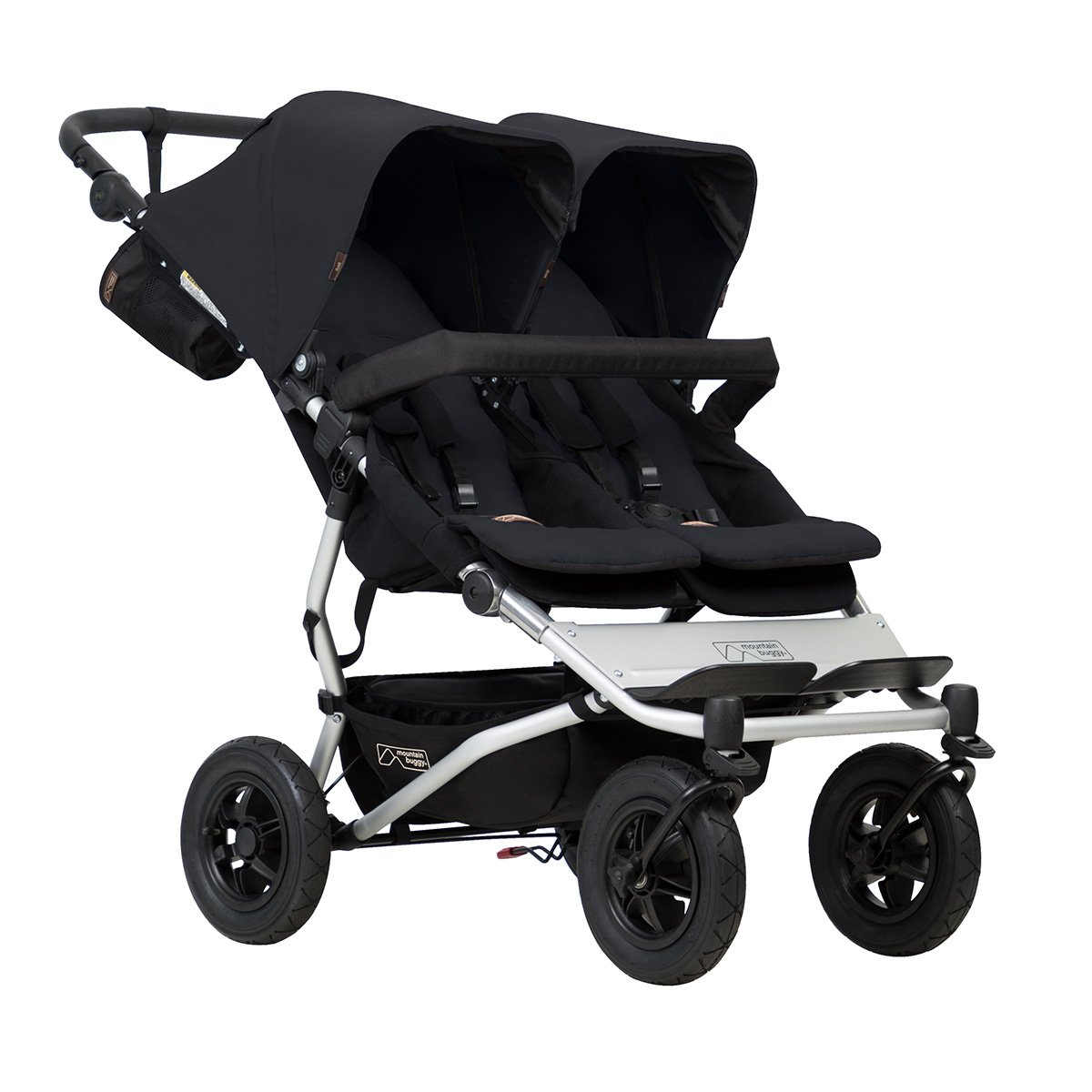 Passeggino Mountain Buggy Duet V3�BLACK