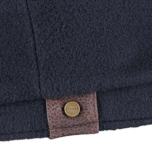 Hatteras Earflap Casquette Stetson protege-oreilles Bleu