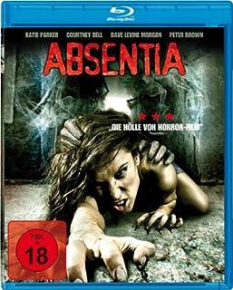 Absentia (Uncut-Edition) [Blu-ray]