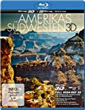 Amerikas Südwesten 3D - Vom Grand Canyon bis zum Death Valley [3D Blu-ray]
