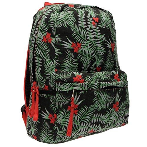 ocean-pacific-tropical-all-over-print-rucksack-green-ladies-backpack-bag-h-50cm-w-30cm-d-10cm