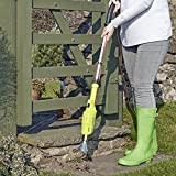 Garden Gear Electric Weed Killer Burner Wand Thermal Weeding Stick - up to 650 Degree Weeder Tool for Garden, Patio, Driveway (Weed Burner, Green)