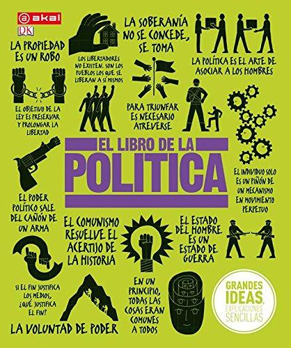 El libro de la política (Grandes temas) por Paul Kelly