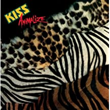 Animalize (Limited Back to Black Vinyl) [Vinyl LP]