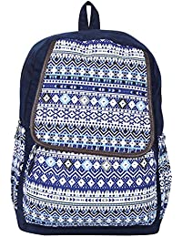 Oakwood Girls Casual Canvas Backpack |School Bag |College Bag |Casual Backpack |Handbag Backpack.