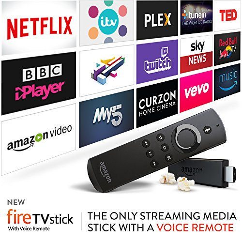 Fire TV Stick with Voice Remote | Streaming Media Player