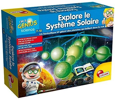 Lisciani - Jeux Educatifs - FR60559 - Explore le système Solaire