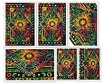 Future Handmade Twin Size Celestial Sun Moon Stars Planet Tapestry Indian Hippies Wall Hanging Bohemian Bedspread mandala beach throw tapestries Bohemian Tapestry Home Decoration Bedspread