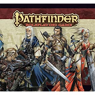 Paizo Pathfinder RPG GM Screen Board Game