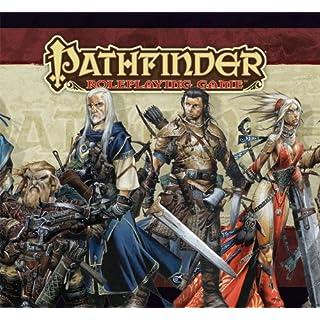 Paizo Pathfinder RPG GM Screen Board Game
