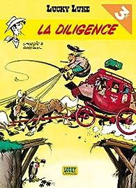 Lucky Luke, tome 1 : La Diligence par  Morris