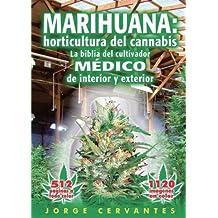 Marihuana: fundamentos de cultivo -  La guía fácil para los aficionados al cannabis (Spanish Edition)