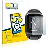brotect Protection Ecran Verre Compatible avec Tomtom Runner 3 Film Protecteur Vitre 9H Anti-Rayures, AirGlass