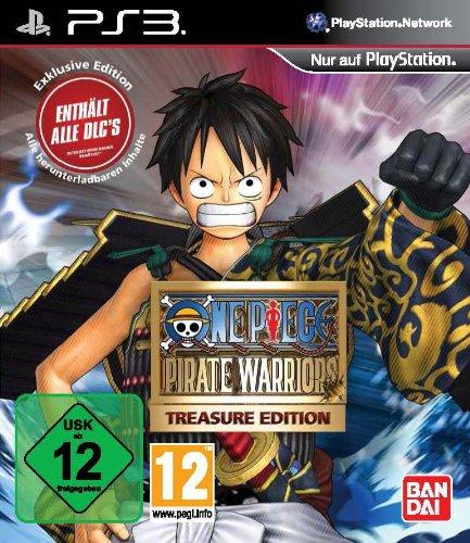 One Piece - Pirate Warriors (Treasure Edition) - [PlayStation 3] (One Piece Pirate Warriors Ps3)