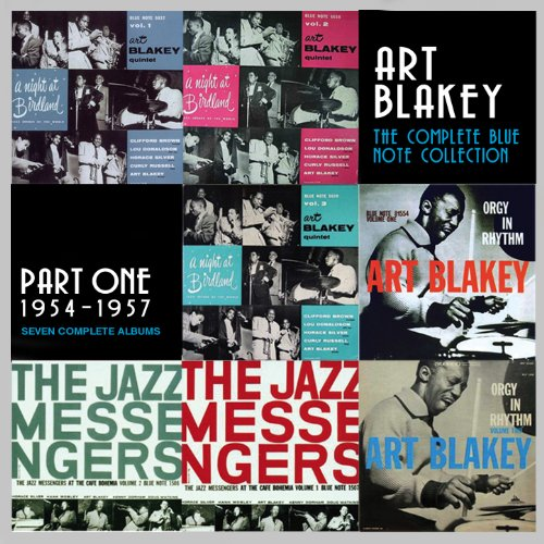 The Complete Blue Note Collection (Part 1: 1954 - 1957) (Records Bluenote)