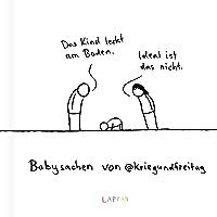 Babysachen von @kriegundfreitag: Das Kind leckt am Boden – ideal ist das nicht