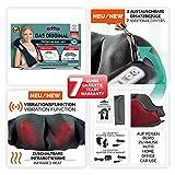 Donnerberg NM089 – Nacken und Schulter Shiatsu Massagegerät mit Infrarotwärmefunktion - 2