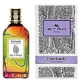 Etro Patchouly eau de parfum 100 ml - Eau de parfum (100 ml, Limón, Haba tonka, Pachuli, Sándalo, Tolu, Ámbar, Aceite de ládano, Musk o almizcle, Vainilla, Aerosol)