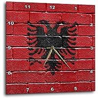 Clocks Orologio Dello Scrittorio Vacanza Agenzia Viaggi Bandiera Albania Watches, Parts & Accessories