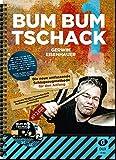 Bum Bum tschack für Schlagzeug inkl. 2 CDs - Gerwin Eisenhauer