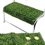 Clearstep Trittstufen Fußmatte 45x40 cm für Wohnwagen und Wohnmobil