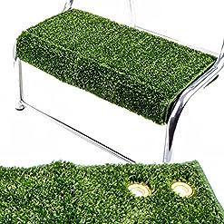 Clear Step scalini Zerbino 45x 40cm per roulotte e camper