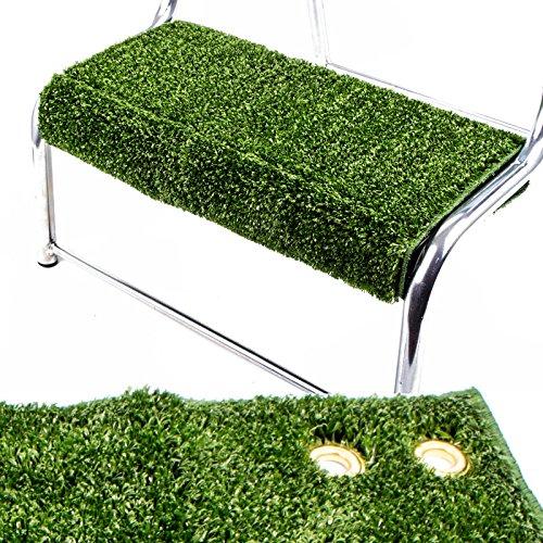 Preisvergleich Produktbild Clearstep Trittstufen Fußmatte 45x40 cm für Wohnwagen und Wohnmobil