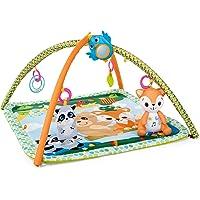 Chicco Tappeto con Archi Foresta Magica, Palestrina Neonato Multifunzione con Tappeto Gioco Bambini, 5 Pendenti…