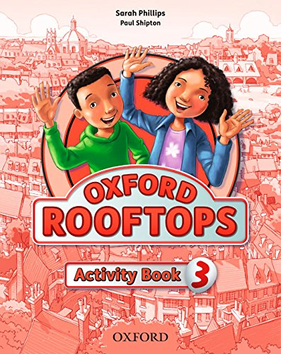 Rooftops 3: Activity Book - 9780194503365 por Sarah Phillips
