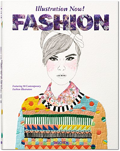 Co-Illustration Now! Fashion - Italien - Espagnol - Portugais