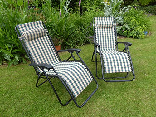 recliner garden chair