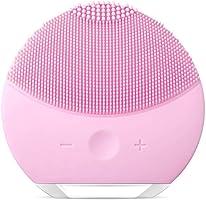 Xiaoyi - Esponja limpiadora de silicona para la cara, cepillo y masajeador facial eléctrico resistente al agua, sistema...