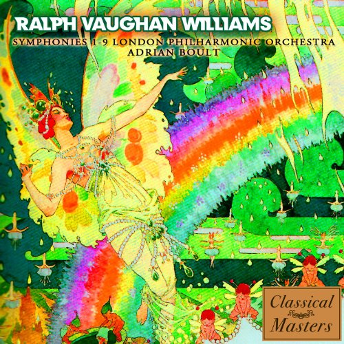 Ralph Vaughan Williams: Sympho...
