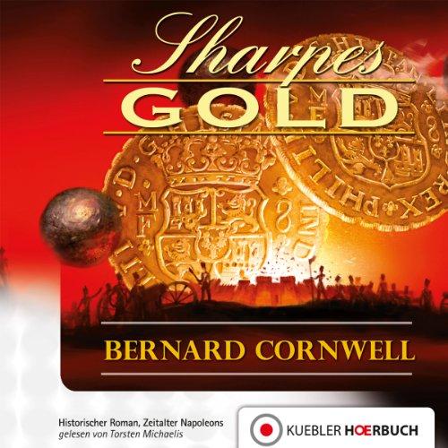 Buchseite und Rezensionen zu 'Sharpes Gold (Richard Sharpe 9)' von Bernard Cornwell