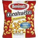Bénrnuts - Cacahuètes grillées salées - Le sachet de 410g - Prix Unitaire - Livraison Gratuit Sous 3 Jours