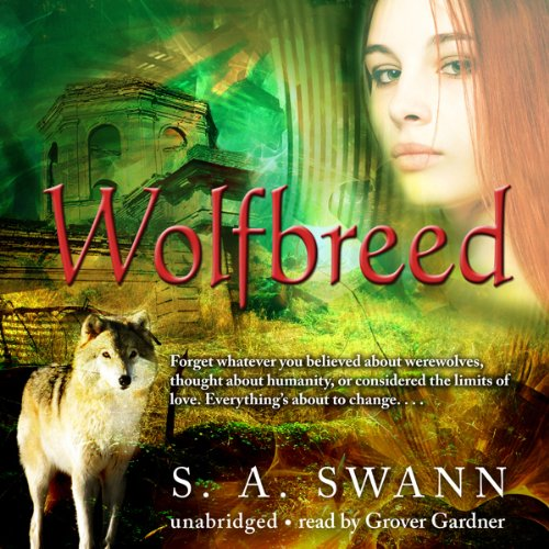 Wolfbreed  Audiolibri
