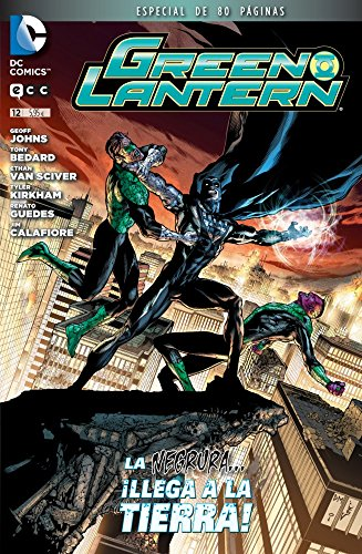 Green Lantern núm. 12 par JOHNS